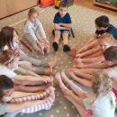 Zajęcia sportowe w grupie