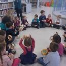 Wynalazcy na zajęciach w bibliotece